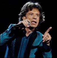 Mick Jagger (foto: Caras)