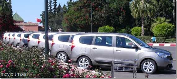 Dacia Lodgy testdagen 05