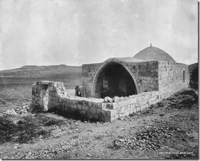 Tomb of Joseph, Nablous, ef0131