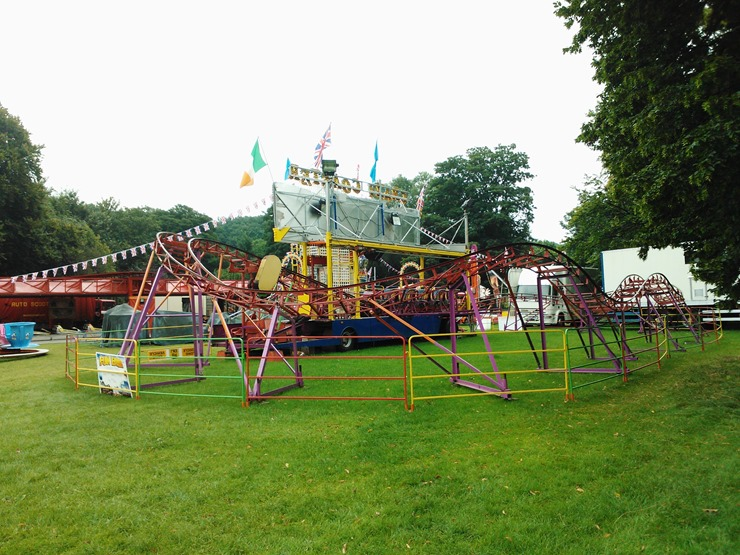 Funfair in the Park