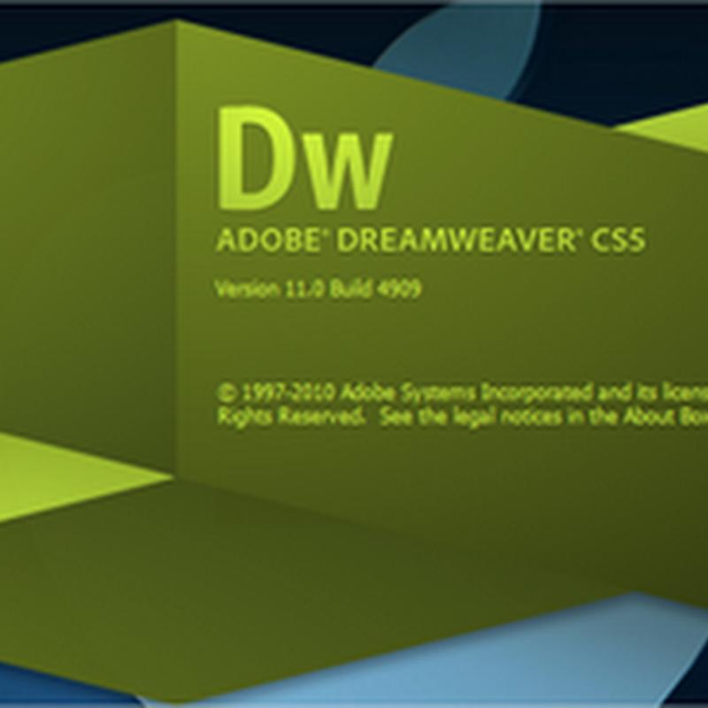 3 principios que tienes que saber antes de usar Dreamweaver