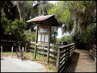 Gainesville to Hawthorn Bike Trail 135