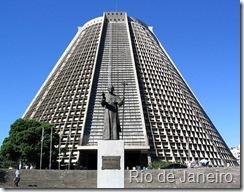 Catedral Sao Sebastiao - Rio de Janeiro