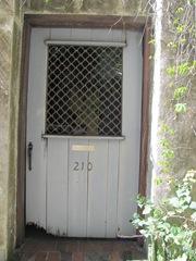 Florida 3. 2013 St Augustine old doorway
