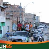 """""""Caravana 65"""" Região do Flamengo, Bandeirantes e Jardim Riacho"""