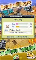 Screenshot of Ninja Village