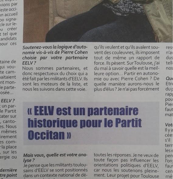 EELV Partit Occitan