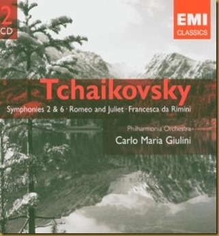 Giulini Tchaikovsky