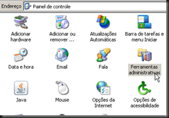 Windows XP : Ferramentas Administrativas