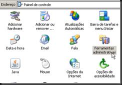 Windows XP : Ferramentas Administrativas