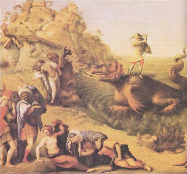 Piero di Cosimo, Persée et Andromède