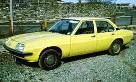 Vauxhall 1975 Cavalier
