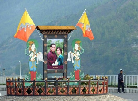 Bhutan Royal Wedding 4