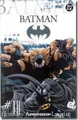 P00010 - Coleccionable Batman #10 (de 40)