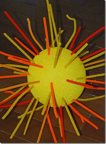 Styrofoam Sun Tray 2