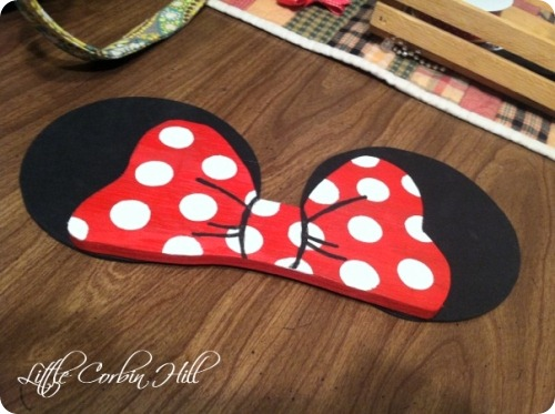 minnie mouse bows ears 3