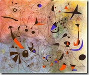 Joan Miro-Constellation The Morning Star