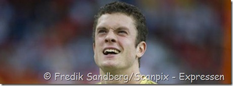 Philip Nossmy - Fredrik Sandberg-Scanpix