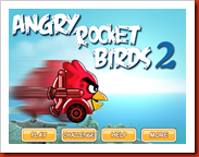 iAngry Rocket Bird 2