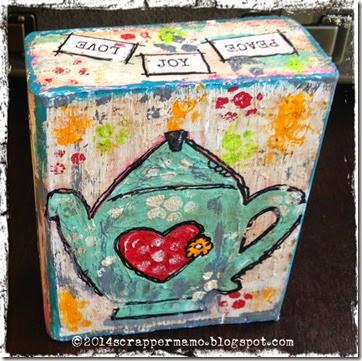 teapot block 5