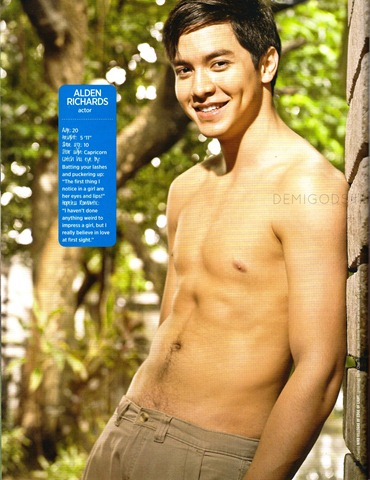 Cosmo Alden Richards 8 DEMIGODS