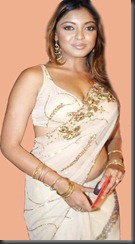 Tanushree Dutta _hot in saree