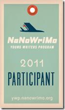YWP NaNo Badge