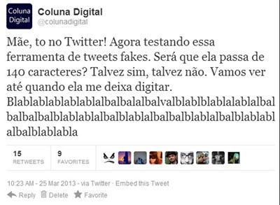 tweet-fake