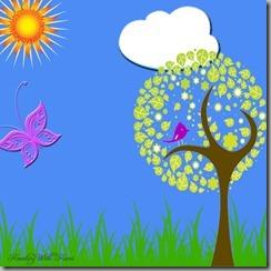 sunny skies w tree new wm