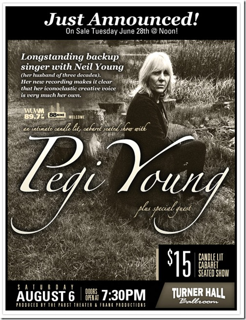 Pegi Young - Turner Hall - 2011