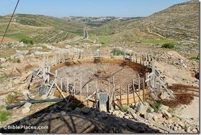 Shiloh new observation platform, tb042612722
