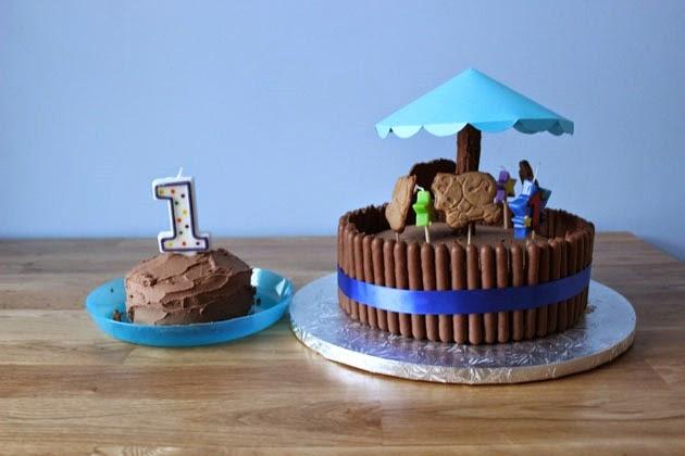 Nates birthday cake