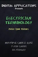 Screenshot of 1200 ELECTRICIAN TERMS QUIZ