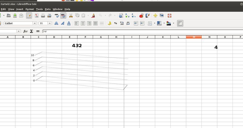 LibreOffice 3.5.4 Calc