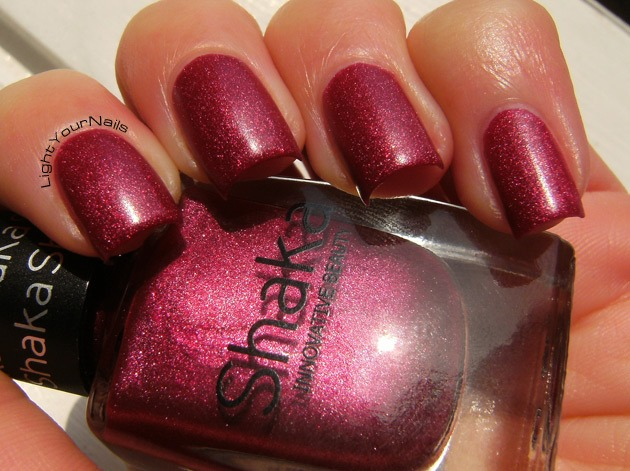 Shaka Deep Rich Red
