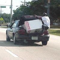 Eu acho que você esta usando o veículo errado 0