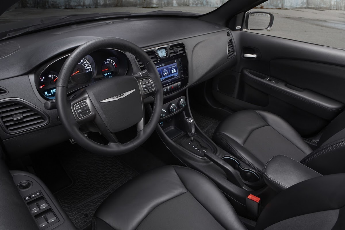 chrysler 200 s special edition 11