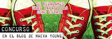 MaevaYoung · concurso zapatillas