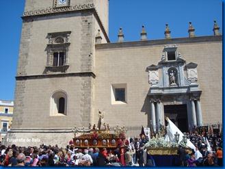 Santísimo Cristo Resucitado del Monasterio de Santa Ana