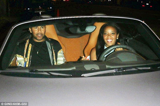 is angela simmons and terry kennedy still dating