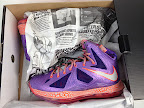 nike lebron 10 gr allstar galaxy 6 01 Release Reminder: Nike LeBron X All Star Limited Edition