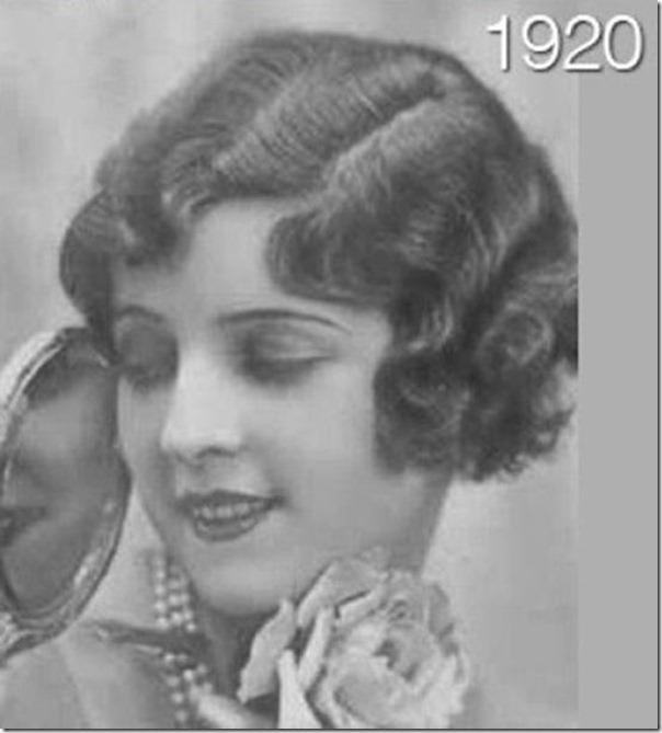 A evolução do cabelo das mulheres (3)
