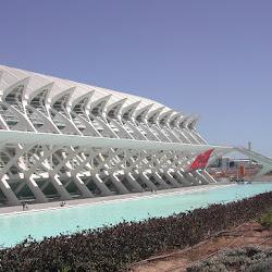 43.- Calatrava. Museo de Ciencias