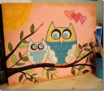 Owls for Charlotte