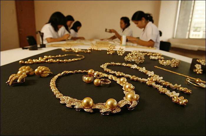 The making of Golden Pearl on the island of Palawan in southwestern Philippines