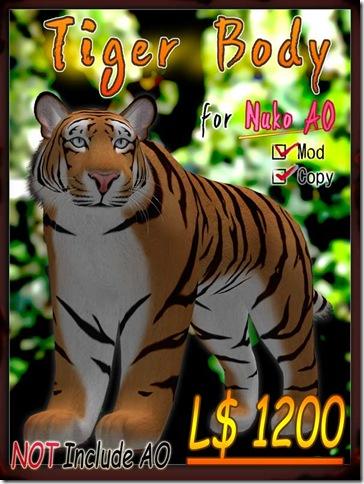 Tiger-Board