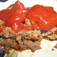Glazed All-Beef Meat Loaf (Cook's Illustrated)