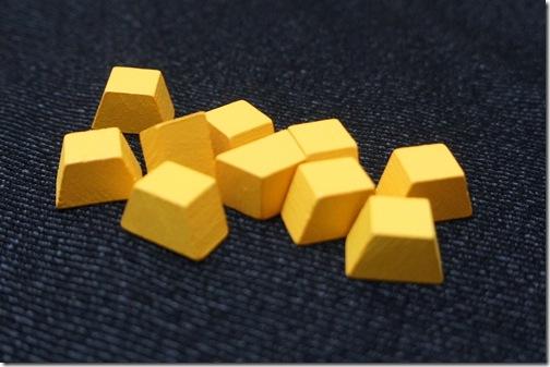 Mayday 的黃金木塊