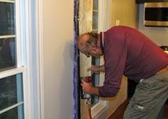 1411160 Nov 15 Nailing Up First Wall