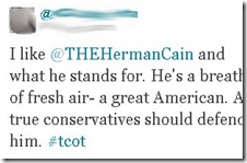 DEFENDHERMANCAIN